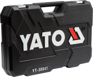 Pachet YATO, Trusa scule profesionala, 216buc + Set imbus canelate, 40buc6