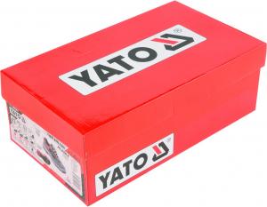 Pantofi de protectie YATO piele S3, 200J, gri1