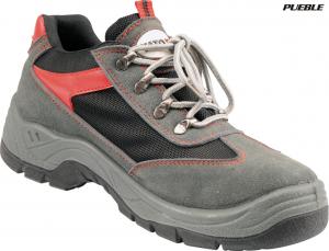 Pantofi de protectie YATO piele S3, 200J, gri0