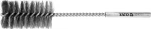 Perie Sarma Cilindrica YATO, Pentru Bormasina, Inox, 38 X 65 X 200mm0