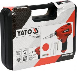 Pistol pentru lipit YATO [3]