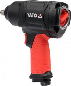 Pistol Pneumatic YATO, 1/2 inch, 1150Nm2