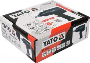 Pistol Pneumatic YATO, 3/4 inch, 1300Nm3