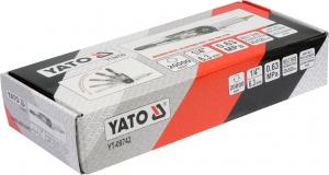 Polizor Pneumatic YATO, cu Banda, 20 X 520mm3