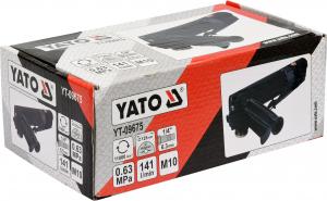 Polizor Unghiular Pneumatic YATO, M10, 125mm, 1/4 inch [2]