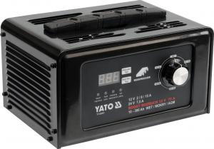 Redresor Auto YATO, 12/24V, 15A, 300Ah0
