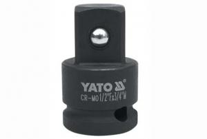 Reductie YATO, De Impact, CR-Mo, 1/2 la 3/4 Inch0