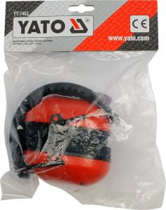Set casti antifon YATO, tip B015, PVC [1]