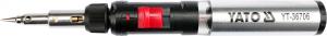 Set ciocan de lipit cu gaz YATO, piezo, 30ml, 30 - 125W, 7piese [0]