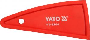 Spatula silicon YATO, TPR [0]