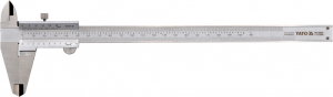 Subler Inox YATO, 200mm, Precizie 0.02mm0