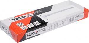 Subler Inox YATO, 200mm, Precizie 0.02mm3
