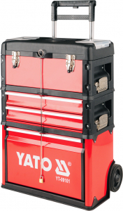 Troler Pentru Scule YATO, Capacitate 45kg, 520 X 320 X 720mm0