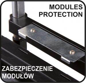 Troler Pentru Scule YATO, Capacitate 45kg, 520 X 320 X 720mm5