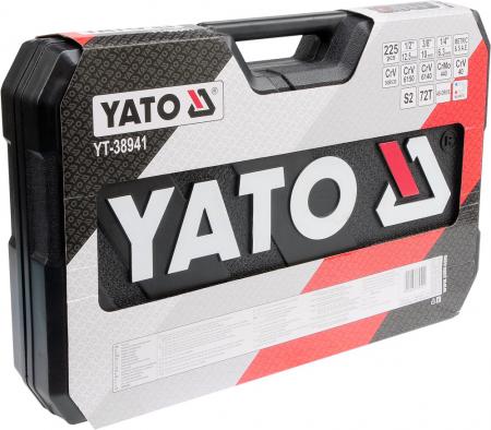 Trusa de Scule Profesionala YATO, 216 buc [6]