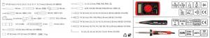 Trusa Scule Electrician YATO, 68 Piese6