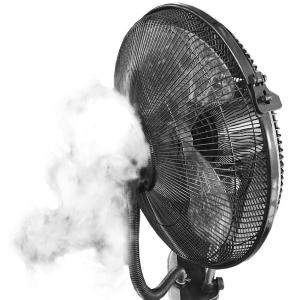 Ventilator pulverizator DESCON, cu telecomanda si timer, 16, 100W [3]