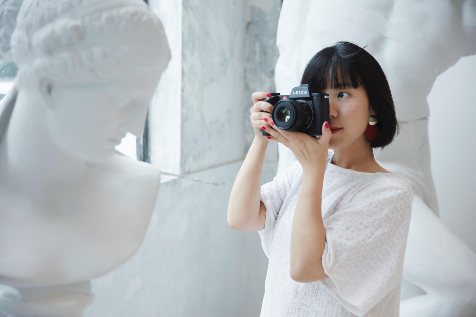 90mm F2.8 DG DN   Contemporary - Sunt pasionată de lucrurile pure, dar puternice - Wen Jing