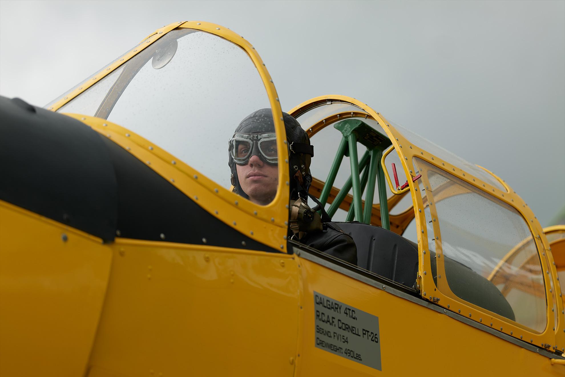 105mm F2.8 DG DN Macro Art - Omagiu adus avioanelor istorice și măiestriei - Jasper van Bladel