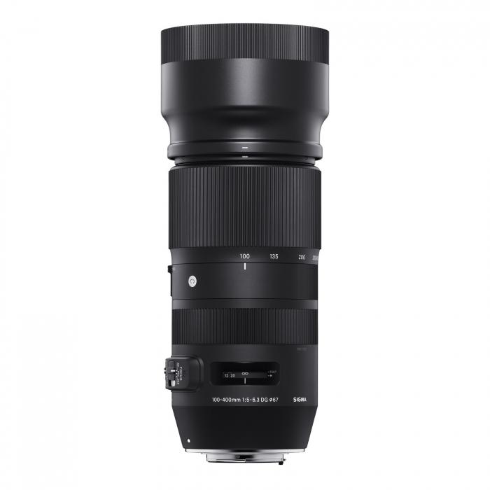 100-400mm F5-6.3 OS HSM (C) [0]