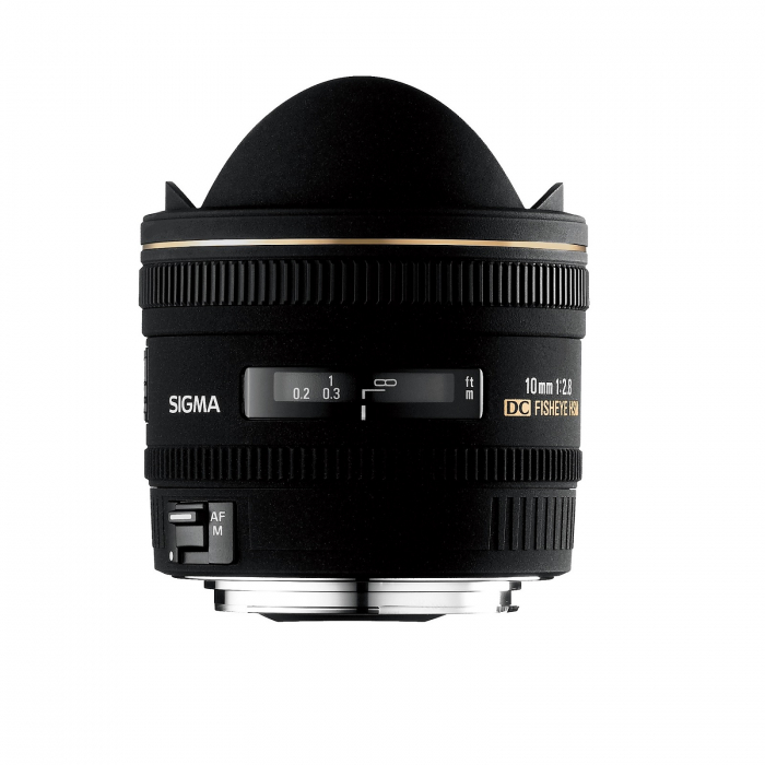 10mm F2.8 DC Fisheye 0