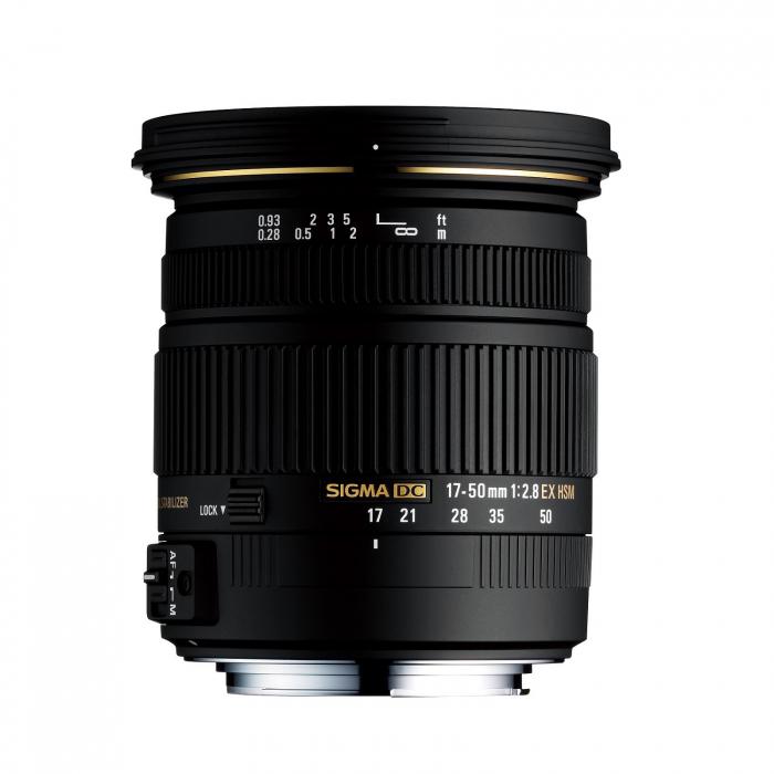 17-50mm F2.8 DC OS HSM 0