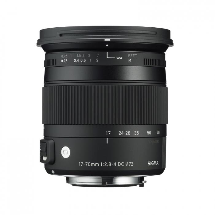 17-70mm F2.8-4.0 DC OS Macro HSM (C) 0