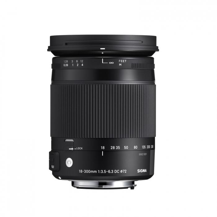 18-300mm F3.5-6.3 DC Macro OS HSM (C) [0]