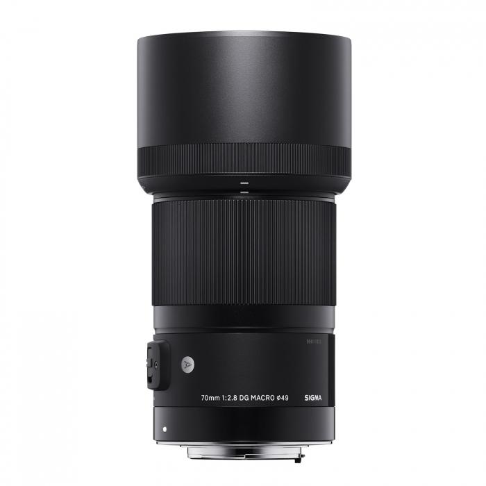 Sigma 70mm F2.8 DG Macro (A) 0