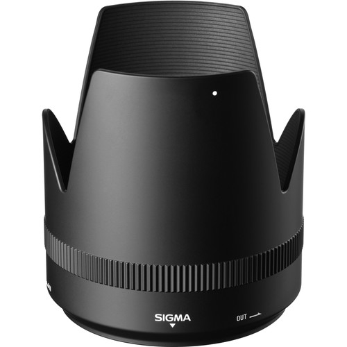 Parasolar LH850-02 pentru Sigma 70-200mm F2.8 EX DG OS HSM [0]