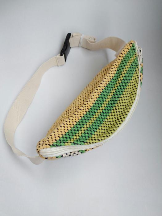 Borseta handmade tesuta manual la razboiul de tesut [2]