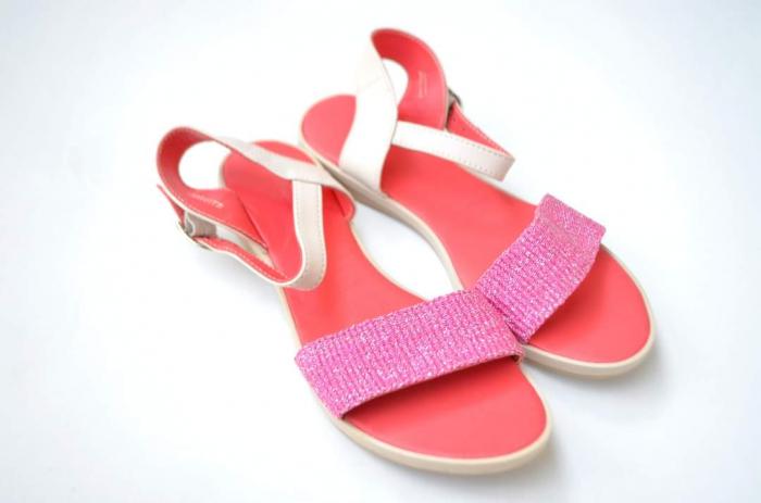 Sandale țesute manual [0]