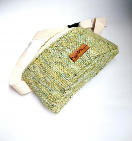 Borseta handmade tesuta manual la razboiul de tesut [1]