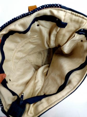 Geanta handmade de umar model bleu jeans reciclat [4]