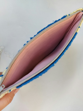 Portfard portofel tesut manual la razboi [3]