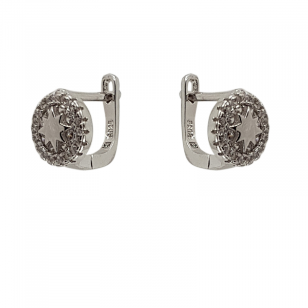 Cercei Argint 925% Silver Star [0]