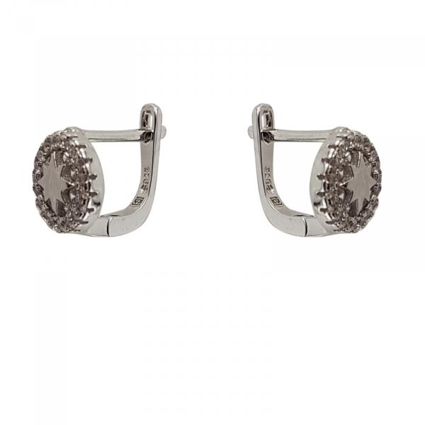 Cercei Argint 925% Silver Star [1]