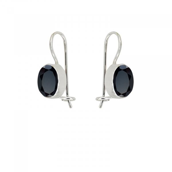 Cercei Argint cu Onix negru [1]