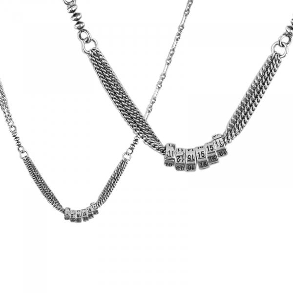 Colier Argint 925% fashion, usor antichizat [1]