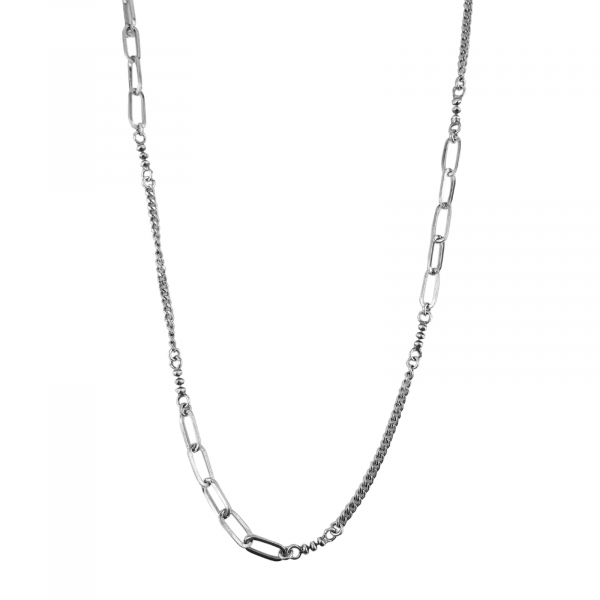 Colier Argint 925% usor vintage [0]