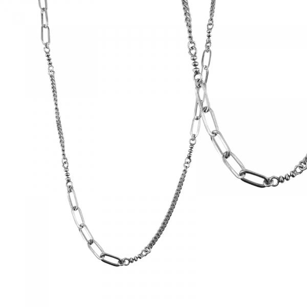 Colier Argint 925% usor vintage [1]