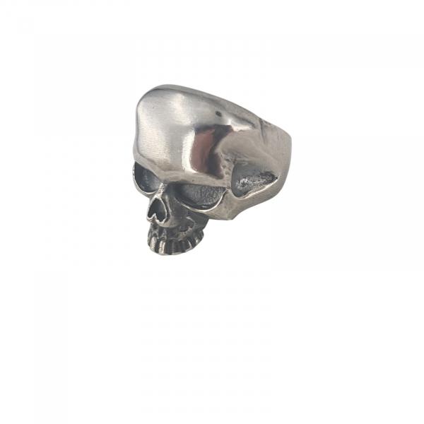 Inel Argint 925% sub forma de craniu [1]