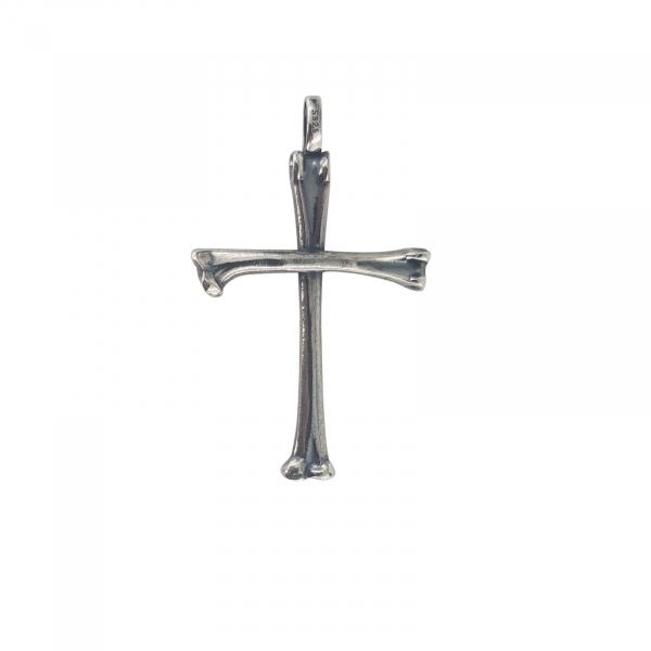 Cruce Argint 925% mare si cu aspect antichizat [0]
