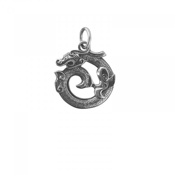 Medalion Argint 925%  FireDrake [0]