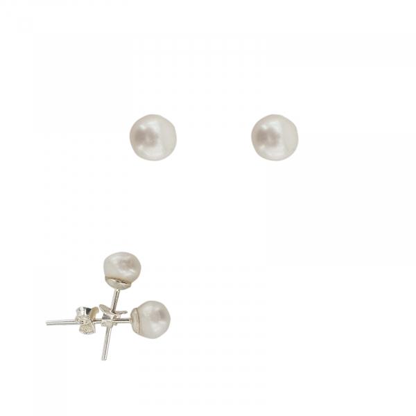 Cercei Argint 925% cu perla 1144 [0]