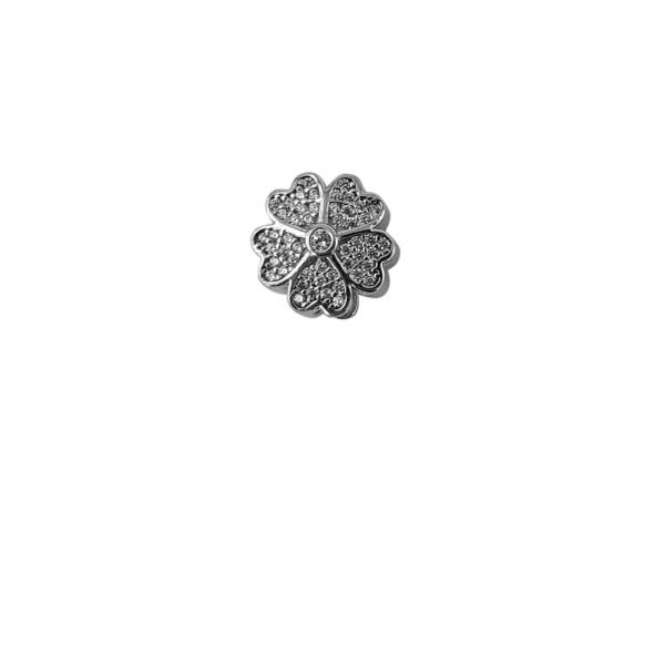Talisman Argint 925% White Flower [0]