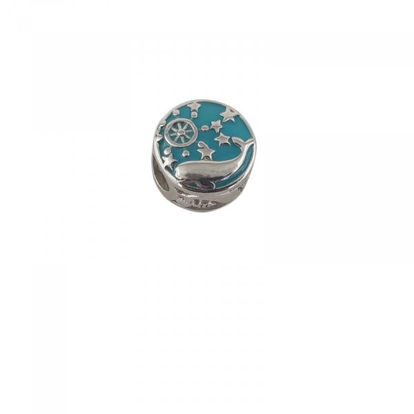 Talisman Argint 925% Blue Ocean [0]