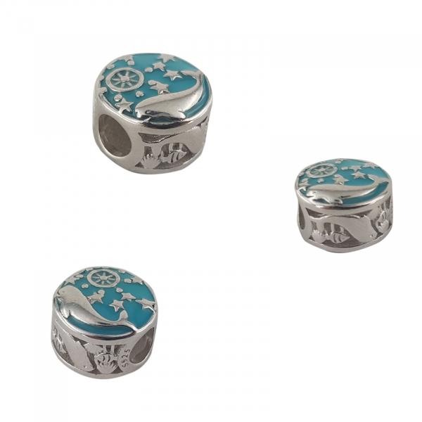 Talisman Argint 925% Blue Ocean [2]
