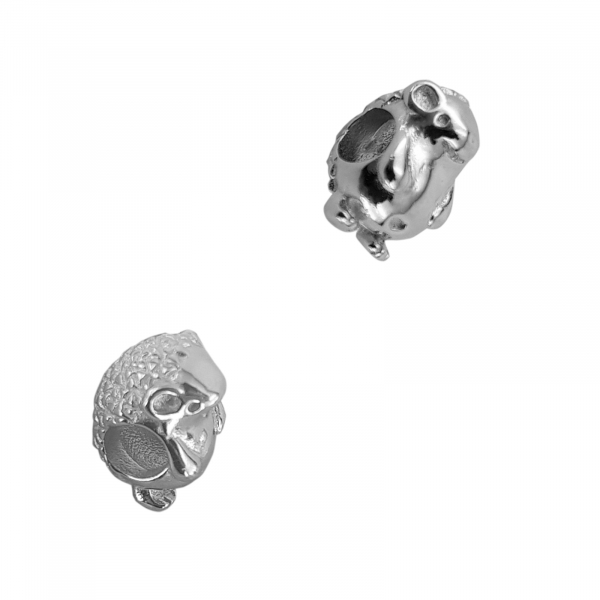 Talisman Argint 925% simbolizand un mic arici [2]