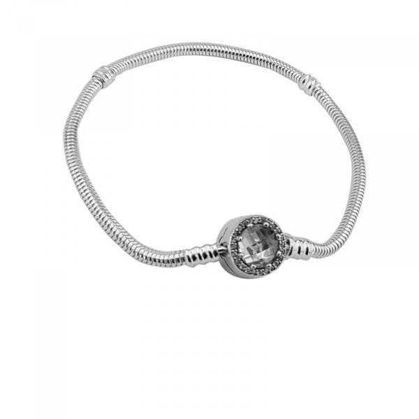 Bratara Argint 925% charm pentru talismane [0]